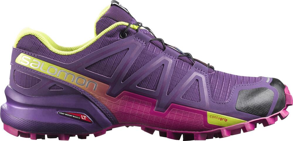 Salomon Speedcross 4 Chaussures de running violet